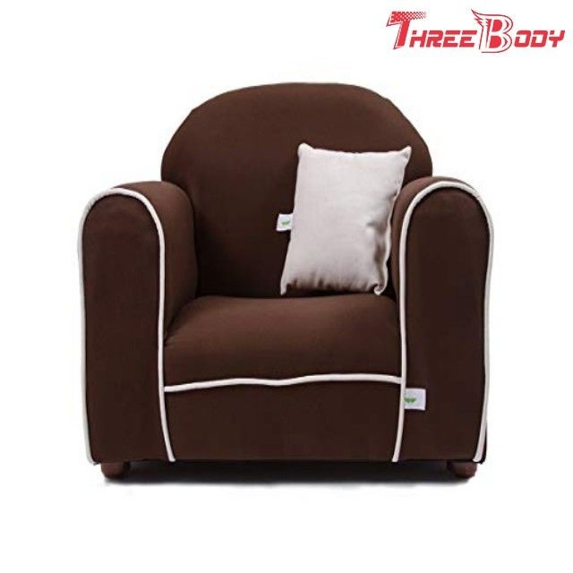 Childrens Soft Chair Modern Kids Furniture For Living Room Bedroom 24 X 18 X 18 Inches